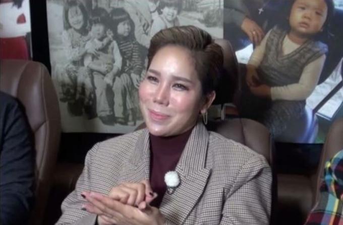 클론 강원래 부인 김송이 결혼 31년 차에도 여전한 콩깍지를 드러냈다. /사진=KBS 제공