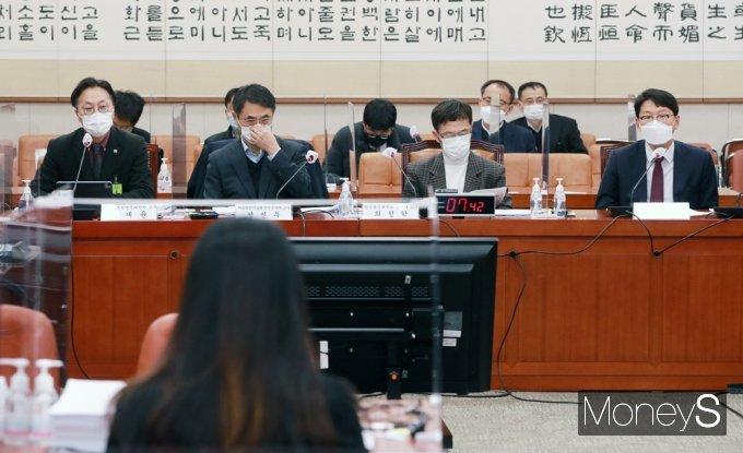 [머니S포토] 국회 법사위 '중대재해법' 제정 공청회