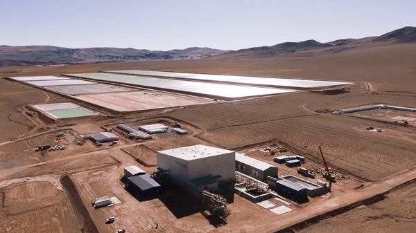 아르헨티나 리튬 데모플랜트 전경. /사진=포스코