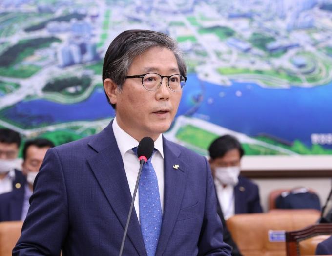 변창흠 LH 사장이 김현미 국토교통부 장관 후임으로 내정됐다. /사진=뉴스1 DB