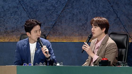 무명가수에게 다시 무대에 설 기회를 준다는 취지로 기획된 JTBC 오디션 프로그램 '싱어게인'이 인기다. /사진=JTBC