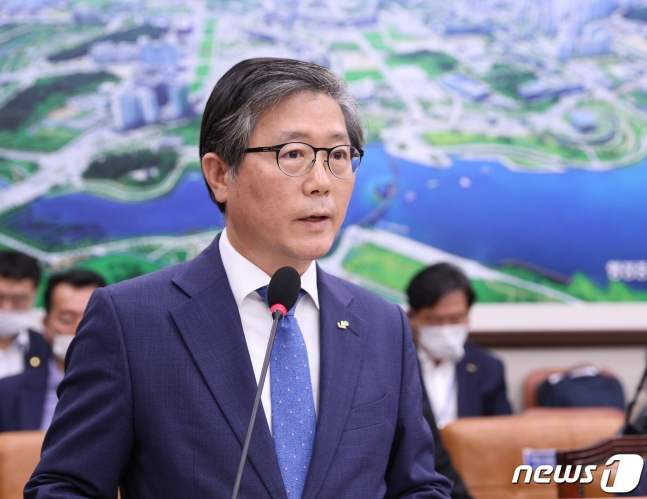 변창흠 국토 장관 내정자, 강남 아파트 1채 소유… 신고 재산 '6억원'