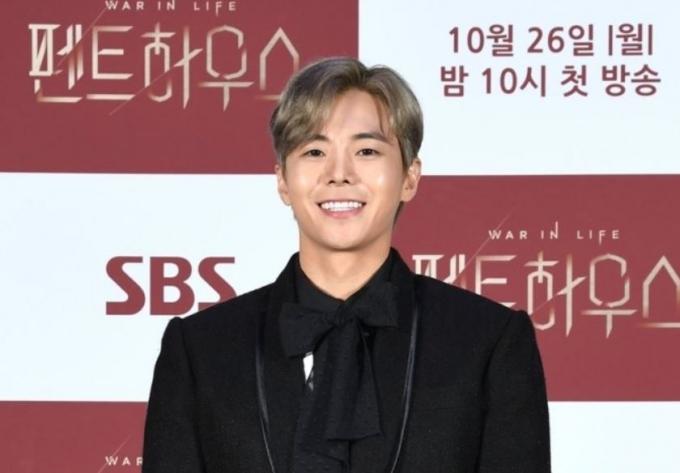 배우 박은석이 피소를 당했다는 보도에 대해 법적대응을 예고했다. /사진=SBS 제공