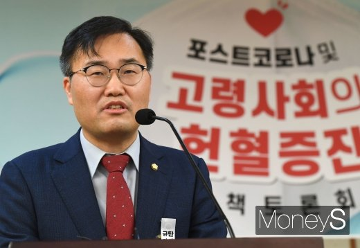 법원이 공직선거법 위반 혐의를 받는 홍석준 국민의힘 의원에게 당선 무효형인 벌금 700만원을 선고했다. /사진=장동규 기자