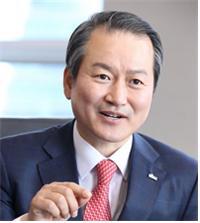 성대규 신한생명 사장이 내년 하반기 출범하는 신한라이프 초대 대표로 내정됐다./사진=신한생명