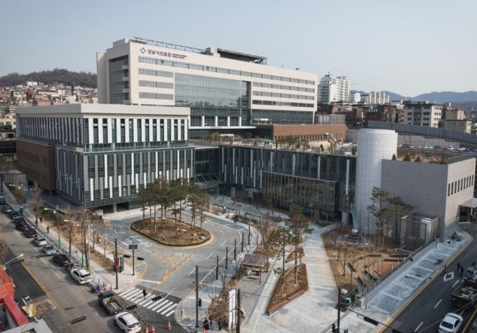 성남시의료원 전경. / 사진제공=성남시의료원