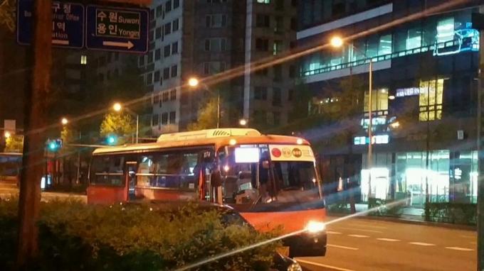 경기도 31개 시군 중 자정부터 오전 6시까지 심야 교통 통행량이 가장 많은 곳은 수원시로 나타났다. / 사진제공=경기도