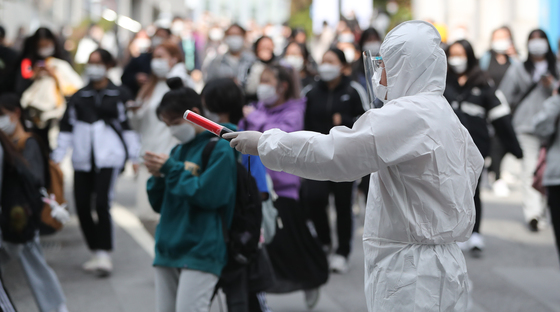 서울에서 5일 하루 동안 206명의 신규 확진자가 추가로 발생했다. /사진=뉴스1