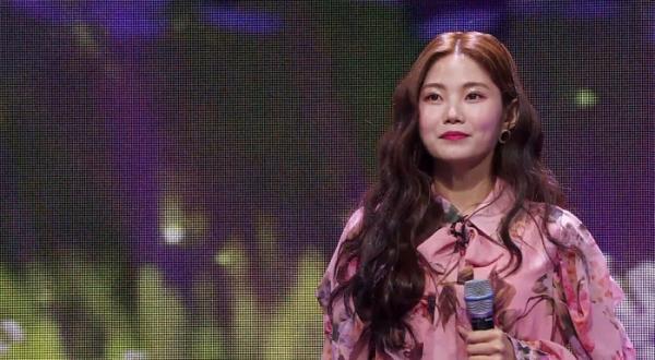가수 배아현이 '아침마당'에 출연해 화제를 모으고 있다. /사진=SBS 제공