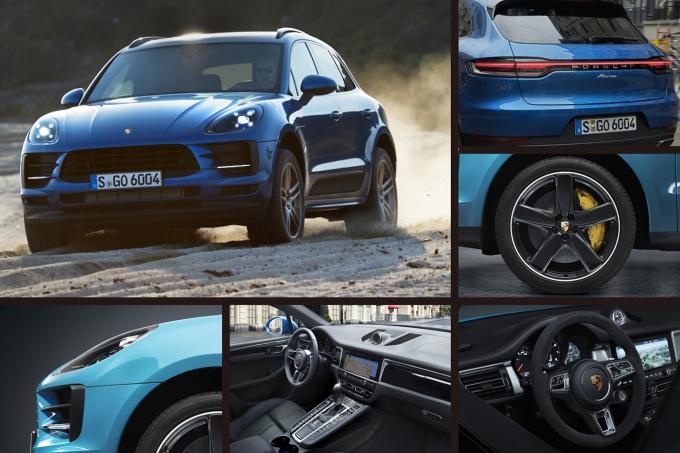 2014년 미국 LA오토쇼에서 처음 선보인 중형 SUV 마칸 역시 포르쉐의 새로운 도전이다. /사진제공=포르쉐