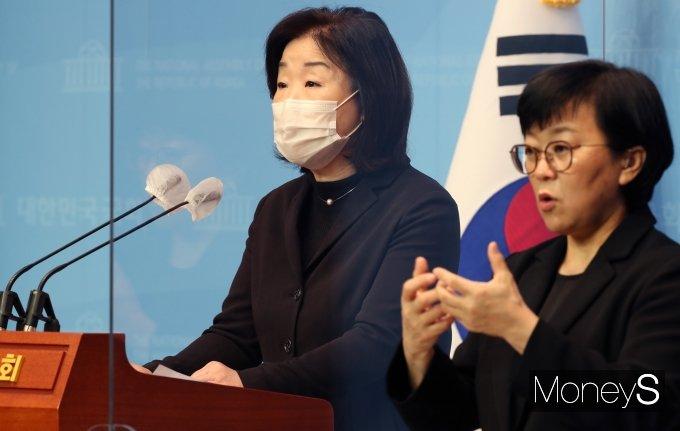 """""""청년 주거빈곤 심각해""""… 심상정, 주거급여 확대법안 발의"""