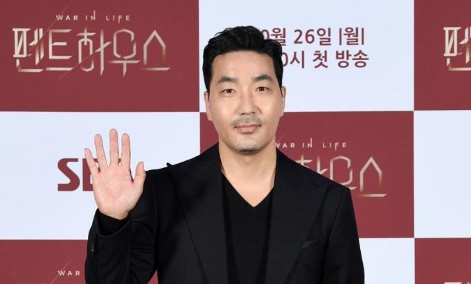 배우 하도권이 아내인 성우 여민정과 결혼 비하인드를 공개했다. /사진=SBS 제공