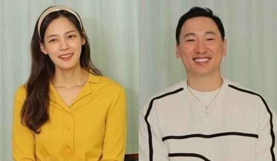 '동상이몽2' 통역사 안현모가 남편인 가수 라이머와의 결혼 5년차 생활에 대해 솔직하게 밝혔다. /사진=SBS 제공