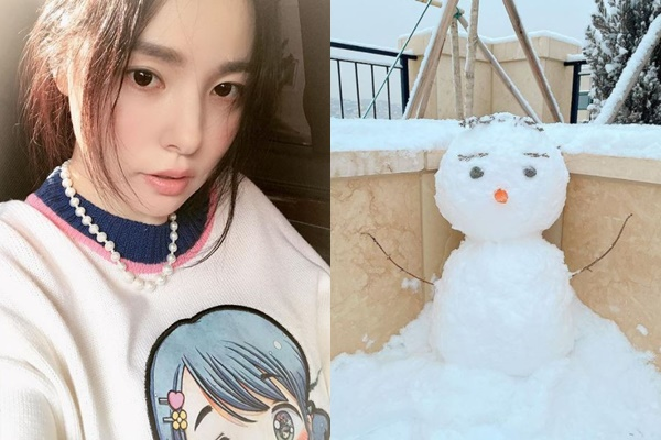 배우 민효린의 근황이 화제를 모으고 있다. /사진=민효린 인스타그램