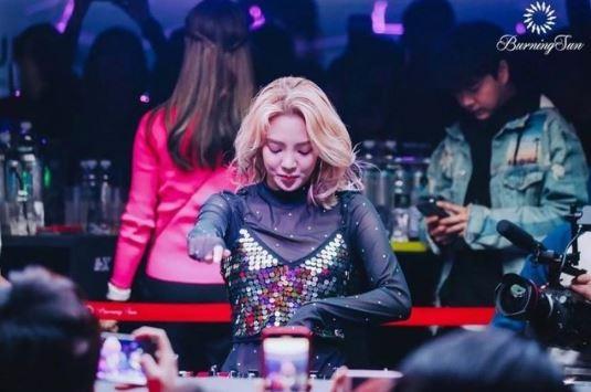 클럽 '버닝썬' 사건 최초 제보자 김상교가 버닝썬 관련 추가 폭로글을 올리며 소녀시대 효연을 거론했다. /사진=김상교 인스타그램