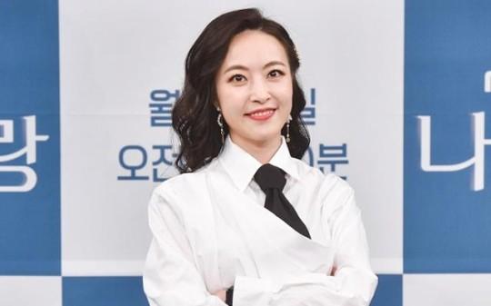 배우 심은진이 홍인영의 어머니와 SNS에서 설전을 벌였다. /사진=MBC 제공
