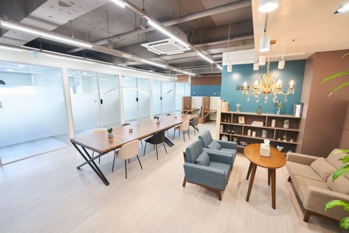 이커머스특화 사무실 슈가맨워크가 최근 15호점 용인 죽전점과 16호점 용인 수지성복역점 오픈했다. (슈가맨워크 제공)