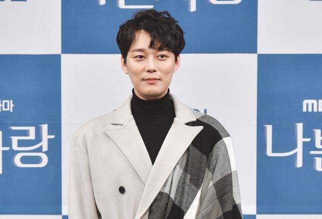 배우 전승빈(36)이 전처 홍인영(36)과 이혼, 심은진(40)과의 결혼과 관련한 오해를 다시 한번 해명했다. /사진=MBC 제공