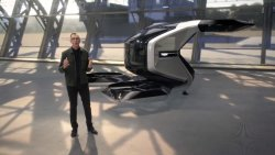 자동차 공룡의 '플라잉카' 경쟁 본격화… 현대 이어 GM도 발표