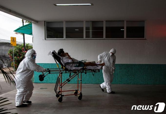 브라질. (자료사진) © AFP=뉴스1
