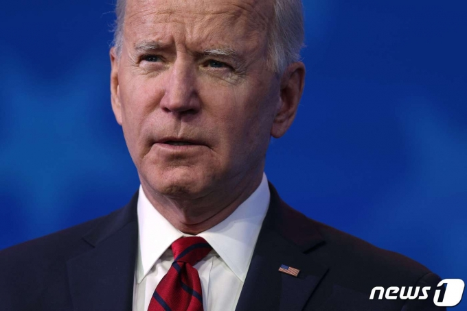 조 바이든 미국 대통령 당선인 © AFP=뉴스1
