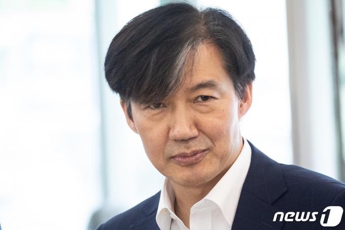조국 전 법무부 장관 © News1 유승관 기자