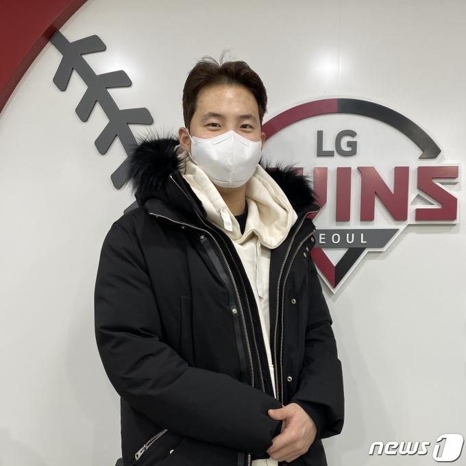 LG 트윈스 투수 임찬규. (LG 트윈스 제공)© 뉴스1