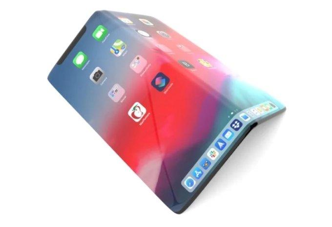 아이폰도 이젠 접는다?… 새 시리즈에 터치ID 도입·충전포트 제거