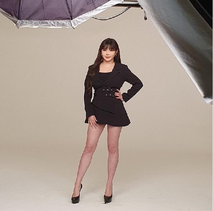 박봄이 11㎏ 감량 후 자신의 근황을 인스타그램에 공개했다. /사진=박봄 인스타그램 캡쳐