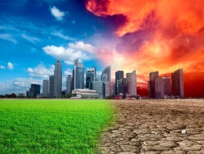 '고탄소' 상황 계속되면 한반도 기온 1.8도 상승