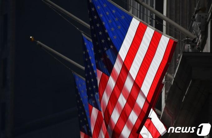 미국 뉴욕증권거래소. © AFP=뉴스1