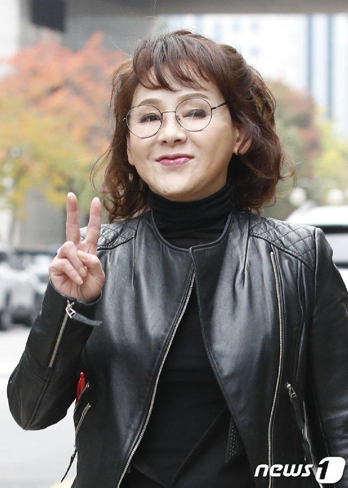 """김수희나이 '주목'… 김학래 """"더 젊어지셨다"""""""