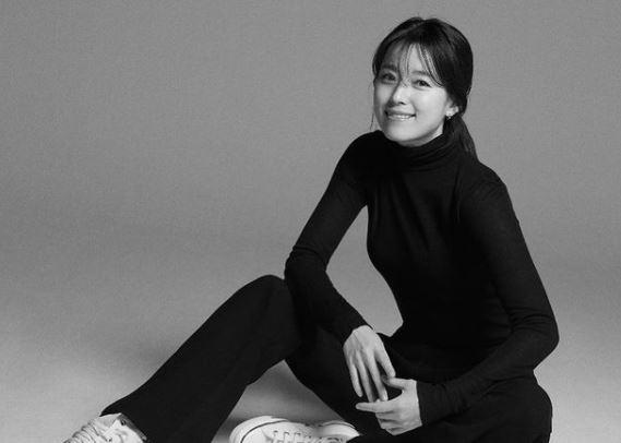 배우 한효주가 55억에 산 한남동 빌딩을 80억에 팔았다. /사진=한효주 인스타그램