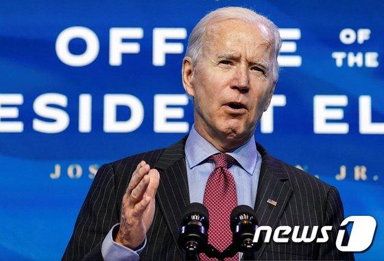조 바이든 미국 대통령 당선인이 오는 20일(현지시각) 공식 취임한다./사진=로이터(뉴스1)
