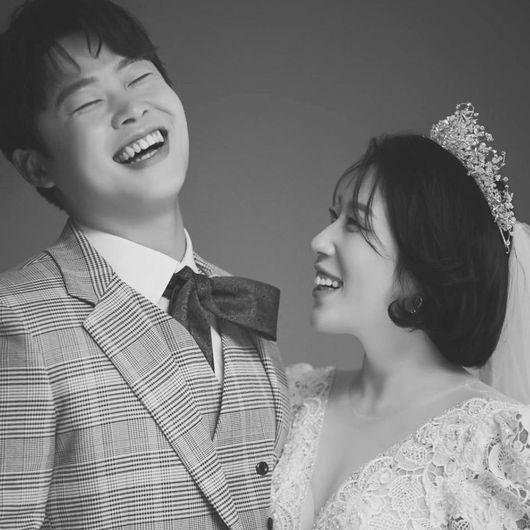 개그우먼 김영희와 윤승열이 23일 백년가약을 맺는다. /사진=김영희 인스타그램