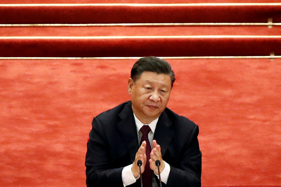 시진핑 중국 국가주석. 중국에 대한 바이든의 정책도 증시 변수가 될 것이란 전망이 나온다. /사진=로이터