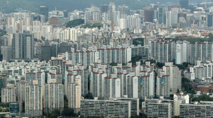 지난해 주택 매매거래 128만건 육박… 1년 새 58.9% 증가