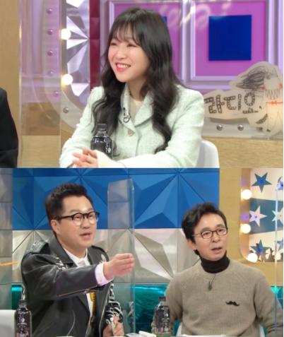 오는 20일 밤 MBC 예능 '라디오스타'에서 먹방 유튜버 쯔양이 출현해 대식가의 면모를 자랑할 예정이다. /사진=MBC 제공