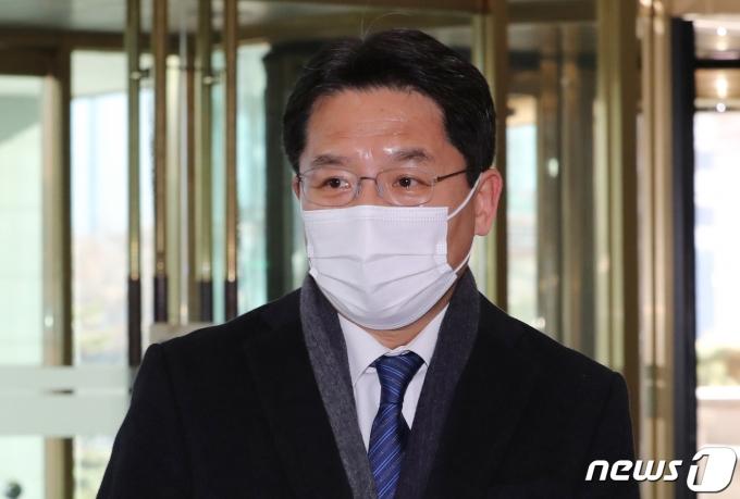 노규덕 한반도평화교섭본부장. 2020.12.21/뉴스1 © News1 박지혜 기자