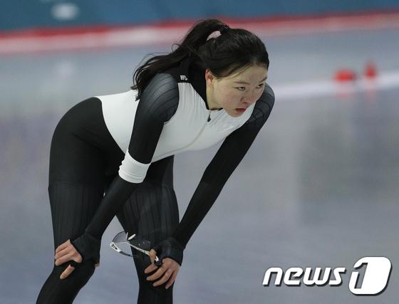 여자 스피드스케이팅의 김보름이 노선영(사진)을 상대로 손해배상 청구 소송에 나섰다. /사진=뉴스1