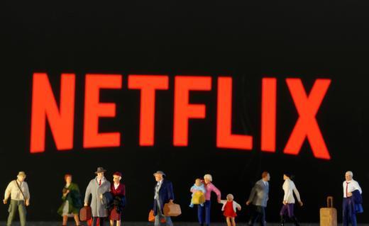 온라인동영상서비스(OTT) 넷플릭스 주가가 뉴욕 시간외 거래에서 12% 넘게 폭등했다. /사진=로이터