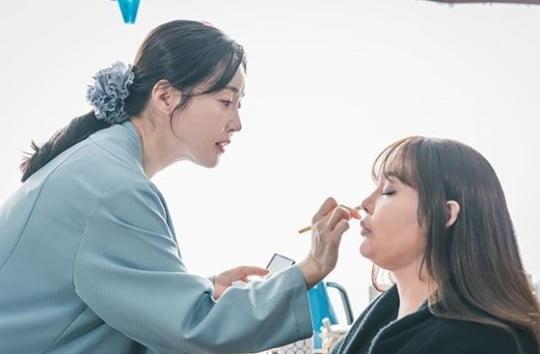 박시연은 tvN 드라마 '산후조리원'에 톱스타 산모 한효린 역으로 특별 출연했다./사진=tvN 제공