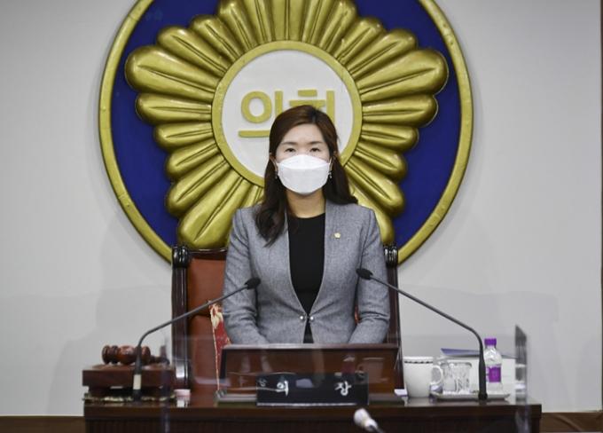 제155회 임시회. / 사진제공=포천시의회