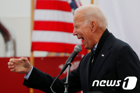조 바이든 미국 대통령 당선인이 공식 취임하면서 국내 투자자들은 수혜주 찾기에 분주해질 전망이다./사진=뉴스1(로이터)