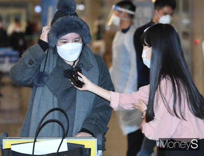 """[머니S포토] 에이미 """"한국 돌아와서 기쁘다"""""""