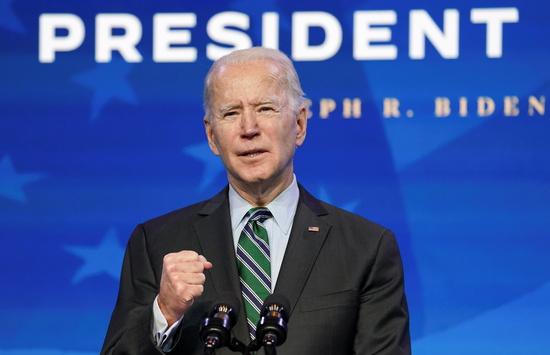조 바이든 미국 대통령 당선인이 21일 취임식을 갖는다. / 사진=로이터