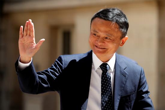 석달째 행방이 묘연했던 중국 최대 전자상거래업체인 알리바바 창업자 마윈이 화상 연설을 통해 모습을 드러냈다. /사진=로이터