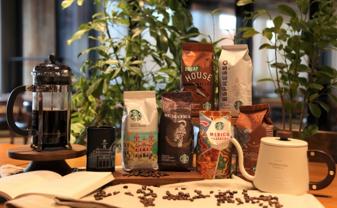 스타벅스 커피 원두 판매 수량은 2019년 대비 2020년에 33% 증가했다. /사진=스타벅스커피코리아