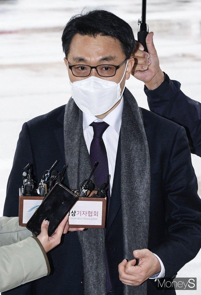 [머니S포토] 靑, 김진욱 공수처장 임명 재가 …임기 시작