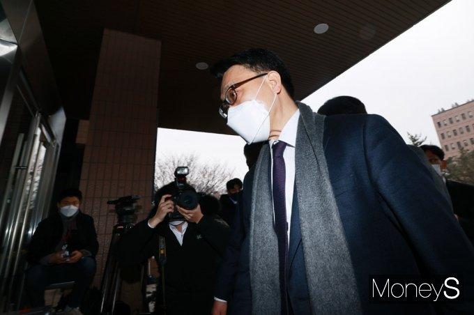 [머니S포토] '권력형 비리' 게 섯거라, 김진욱 공수처장 임기 시작!